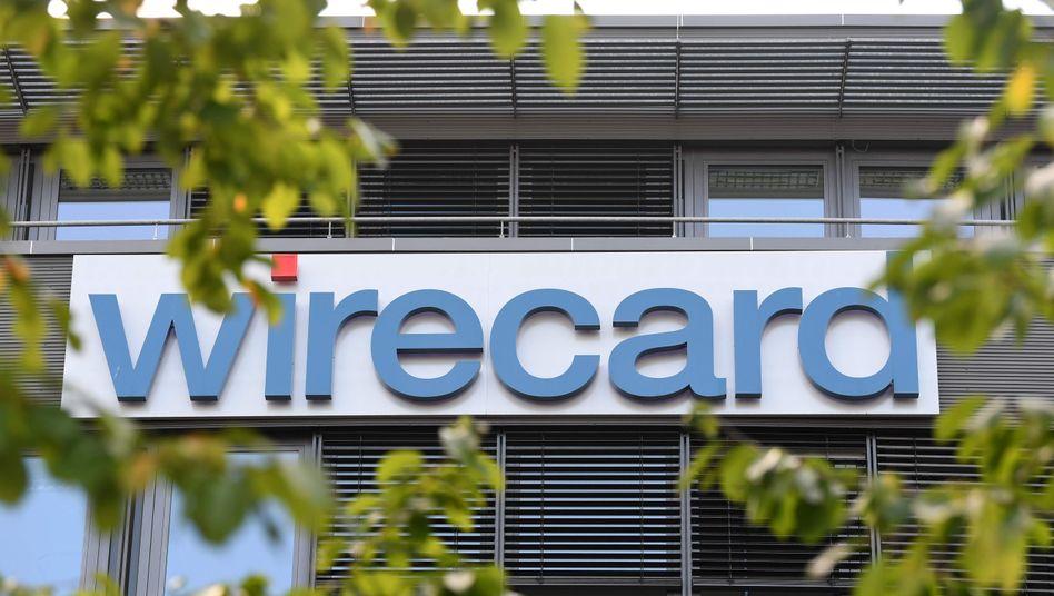 Wirecard-Firmensitz in Aschheim