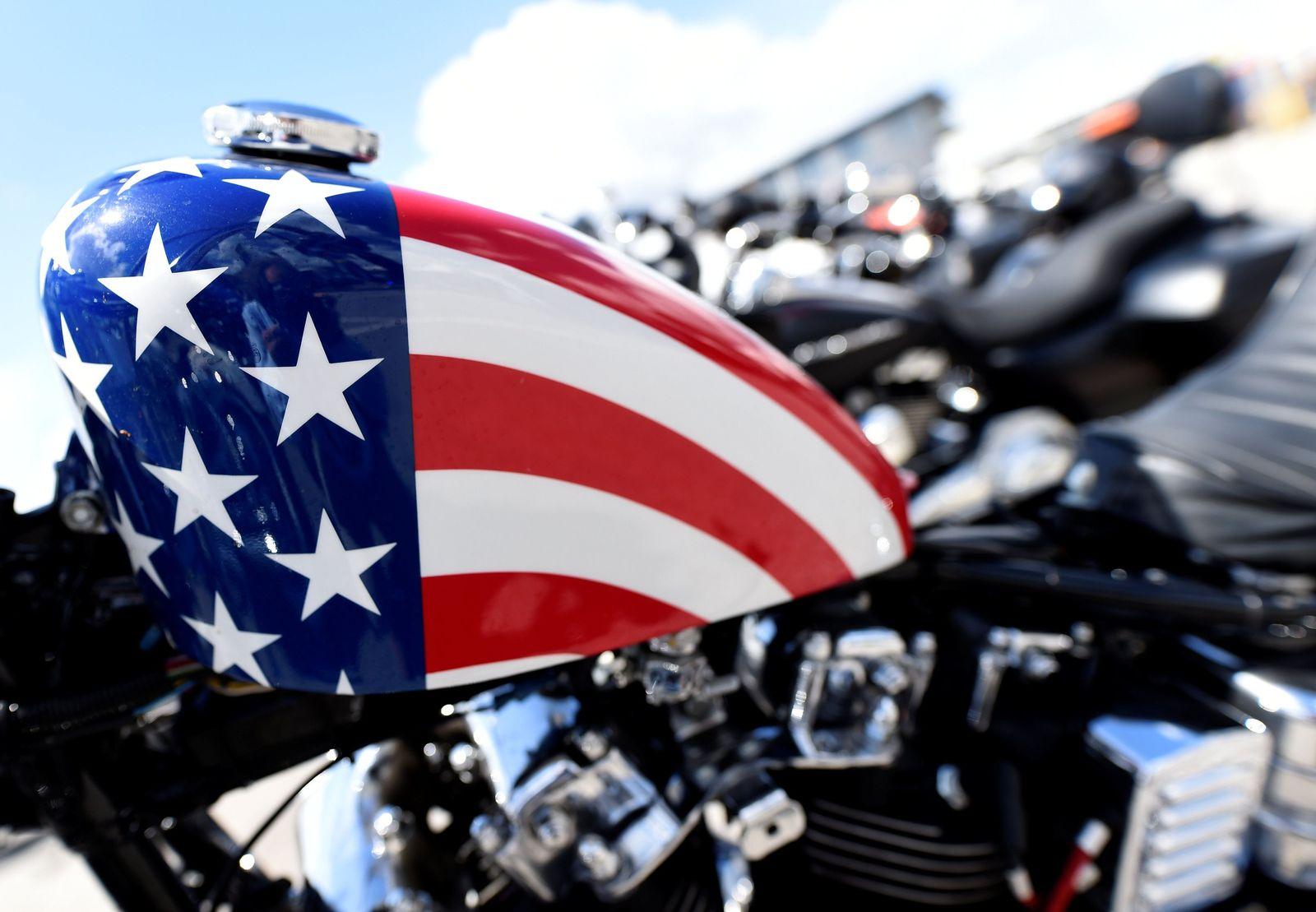 Harley-Davidson/ USA/ Strafzölle