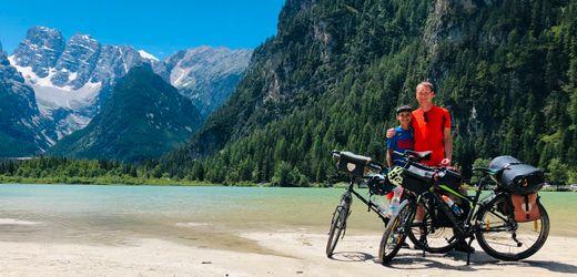 Outdoor-Reiseberichte: Urlaubsideen für Radler, Paddler und Wanderer