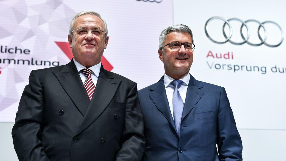 VW-Topmanager Winterkorn, Stadler: Pflichtverletzung führt zu Schadensersatzansprüchen