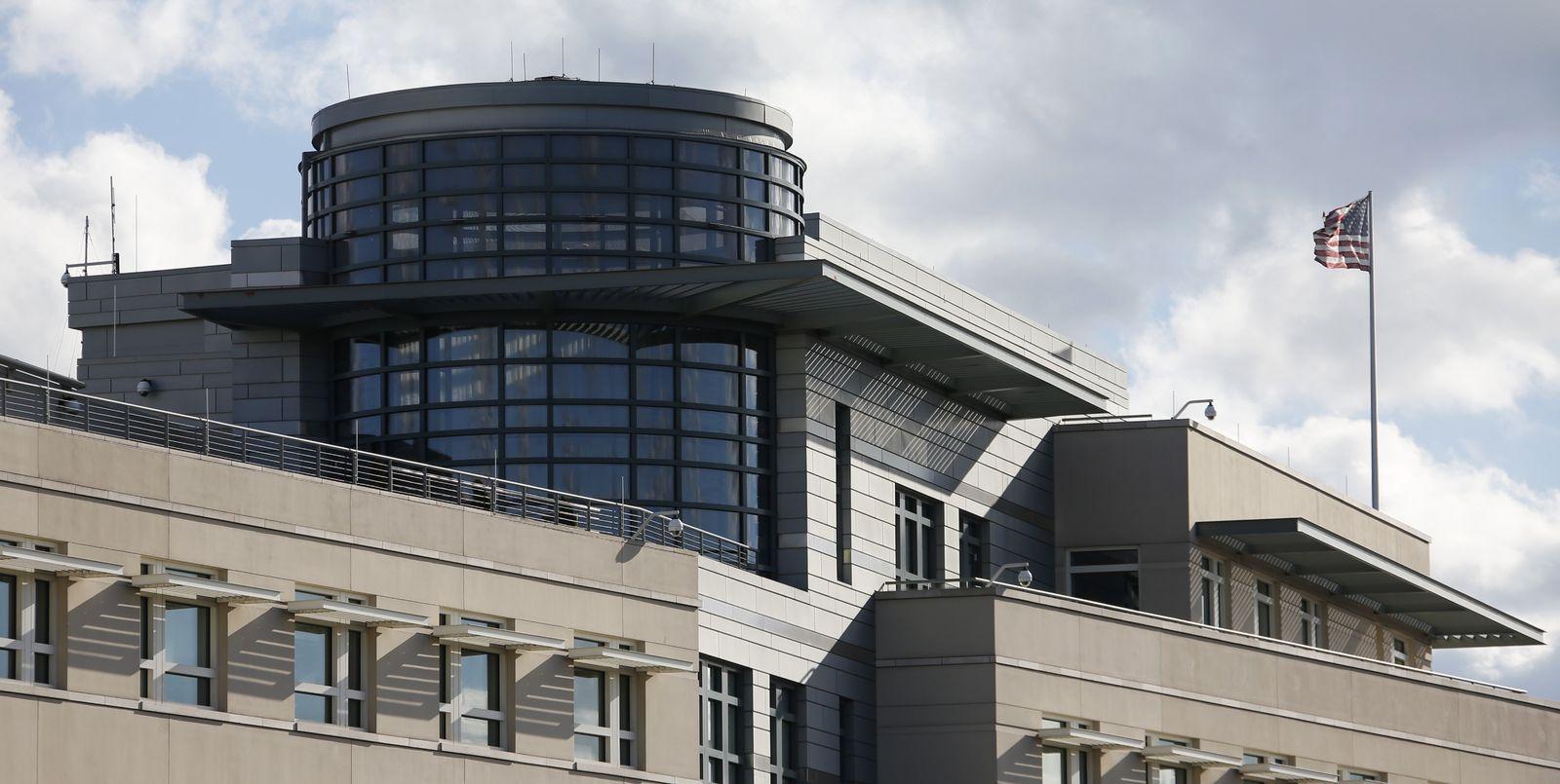 US-Botschaft / Berlin
