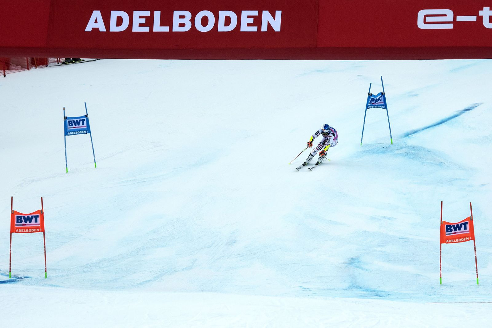 FIS Alpine Skiing World Cup in Adelboden, Switzerland - 09 Jan 2021