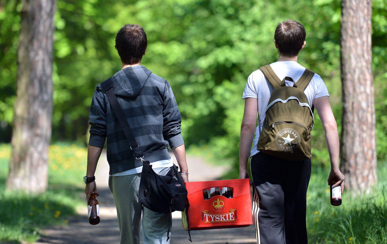 Studenten / Bier