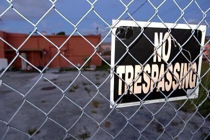 Verdächtige Lagerhalle inLiberty City, Florida: Breit angelegte Anti-Terror-Razzia
