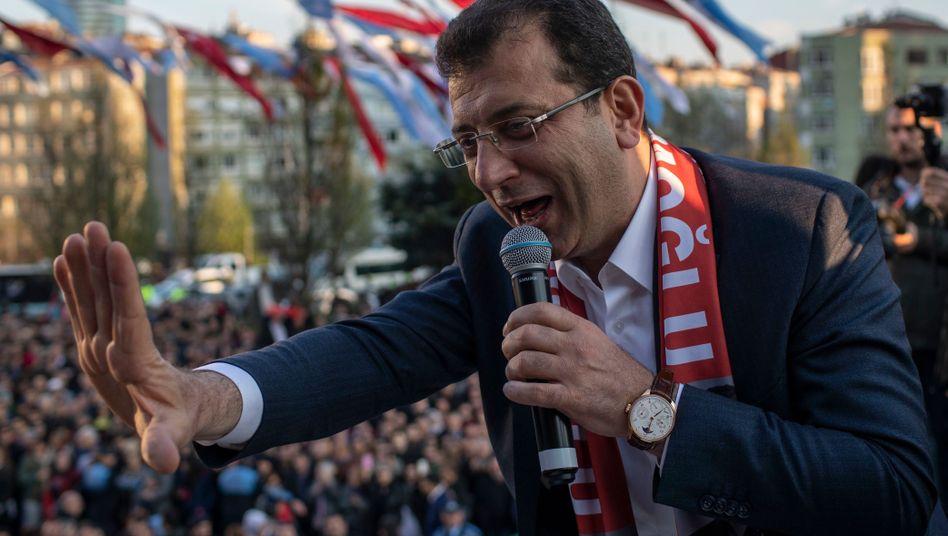 Ekrem Imamoglu: Nach gut zwei Wochen offizieller Wahlsieger