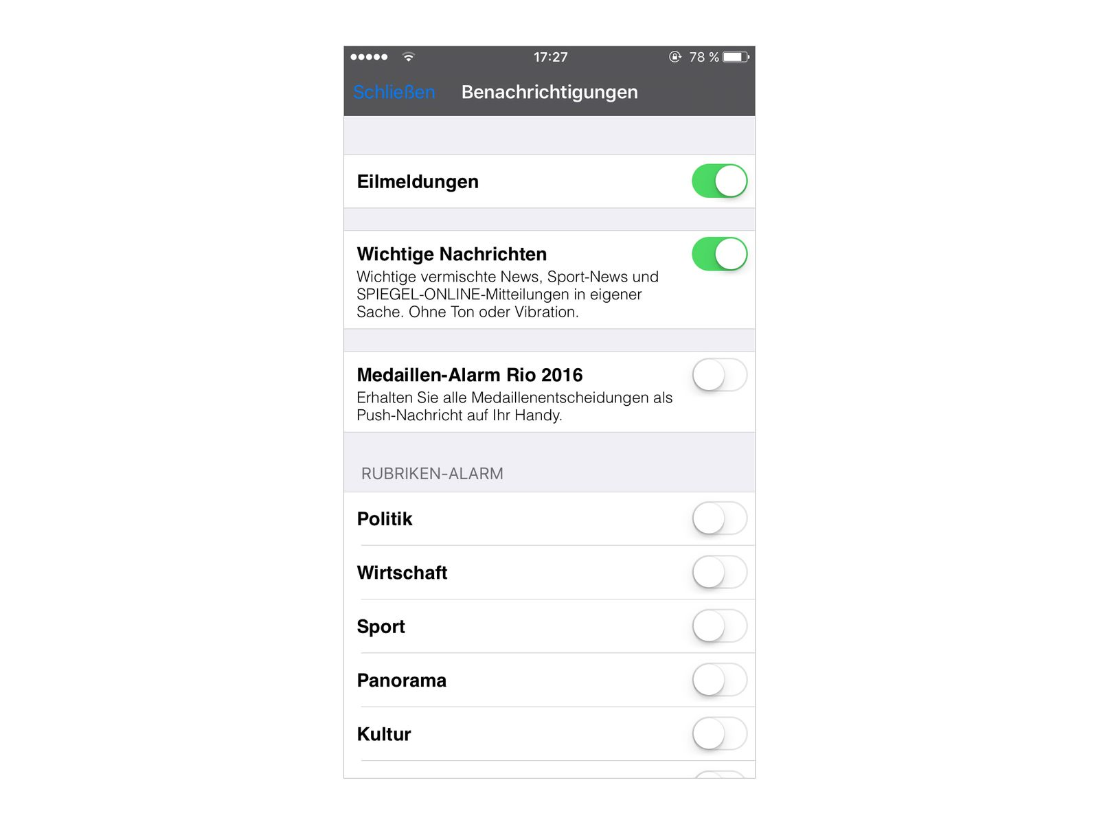 SpOn-App Auto
