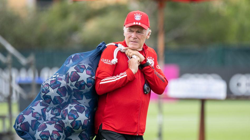 Hermann Gerland: Er unterstützte etliche Bayern-Cheftrainer in den vergangenen Jahren