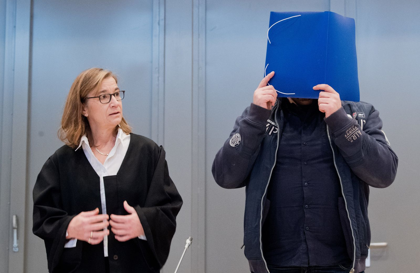 Prozess gegen Krankenpfleger Niels Högel
