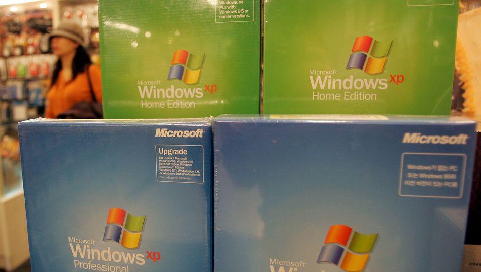 Windows XP: Ab 8. April gibt es keine Sicherheits-Updates mehr