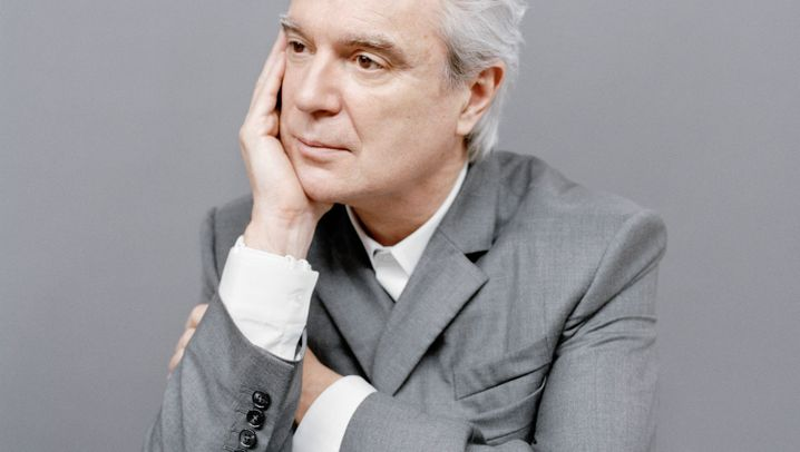 David Byrne: Tanz die Sorgen einfach weg!