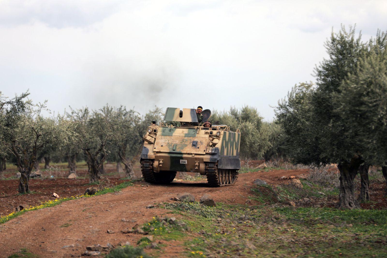 MIDEAST-CRISIS/SYRIA-TURKEY