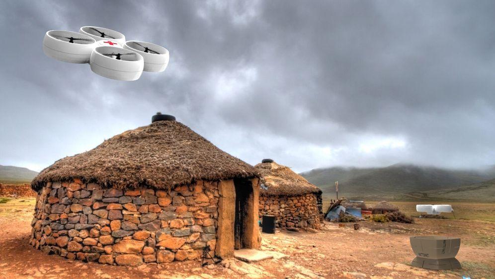 Entwicklungshilfe: Mit Drohnen zum Fortschritt