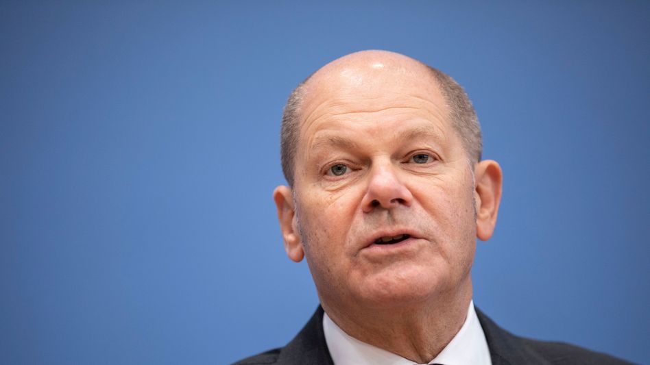 """Finanzminister Scholz: """"Wenn es nötig werden sollte, können wir noch mal nachlegen"""""""