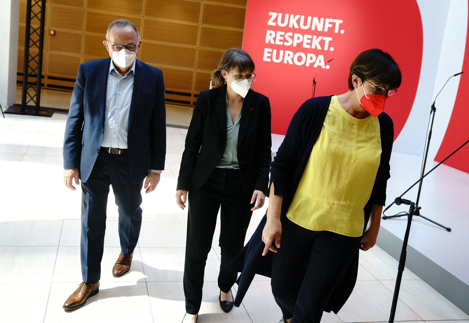 Landtagswahl Sachsen-Anhalt - Reaktionen SPD