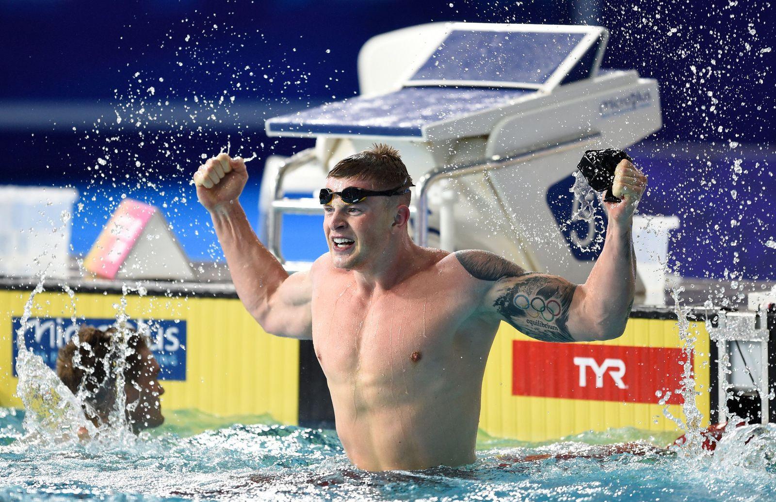 European Championships 2018 - Day Three Adam Peaty