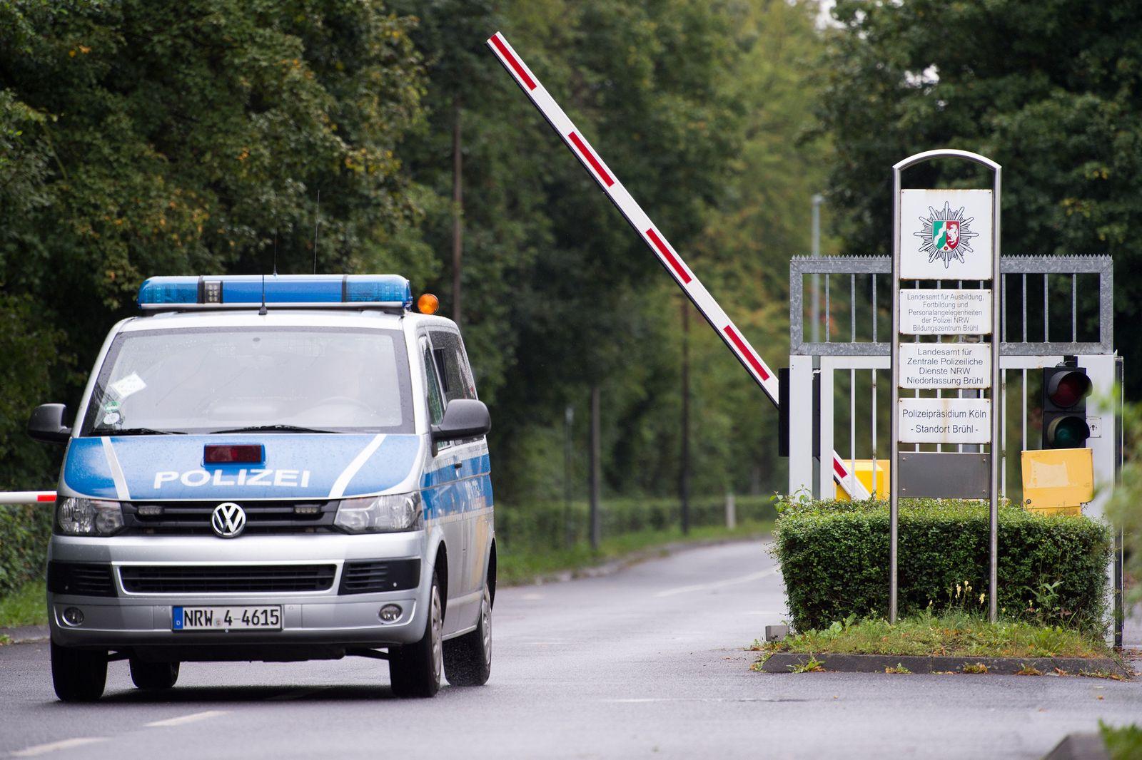 Randale-Vorwürfe gegen SEK-Beamte