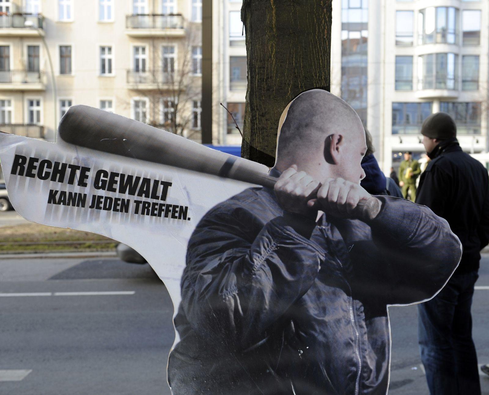 Rechte Gewalt