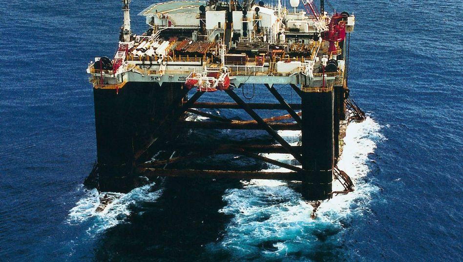 Norwegische Bohrinsel in der Nordsee: Potenzielles Milliardengeschäft