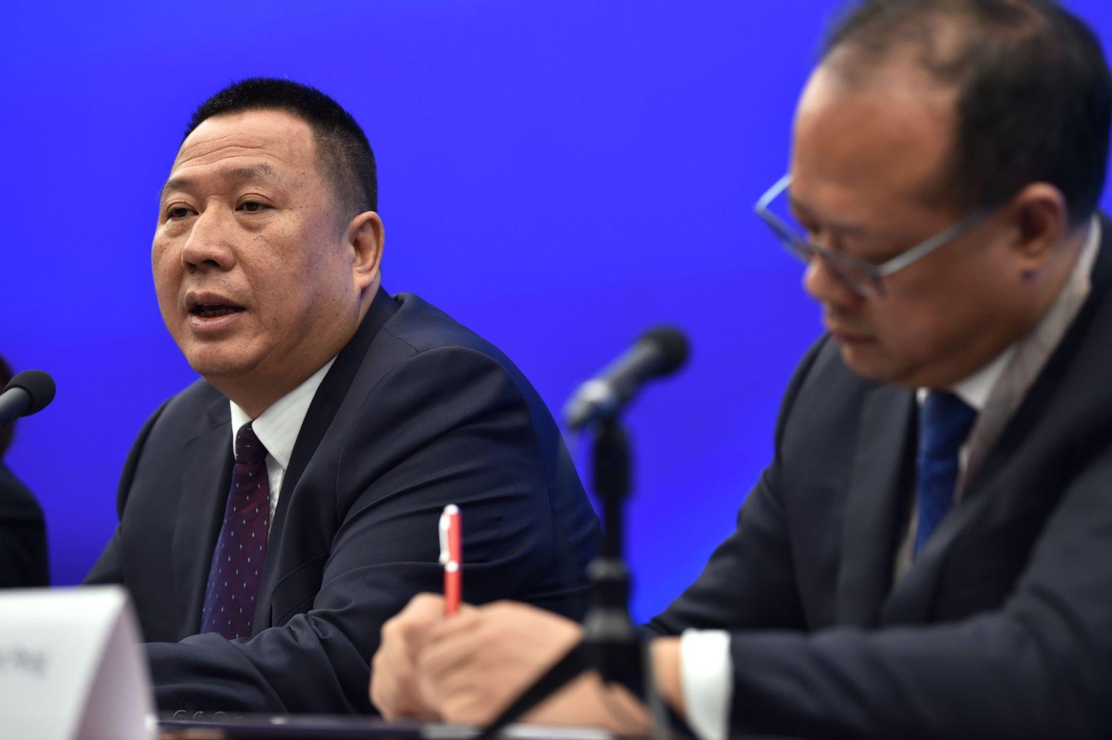 CHINA-US-TELECOMMUNICATION-ESPIONAGE-COURT-HUAWEI