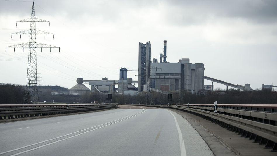 Zementwerk in Bernburg: Beihilfen wegen Mehrkosten durch CO2-Preis