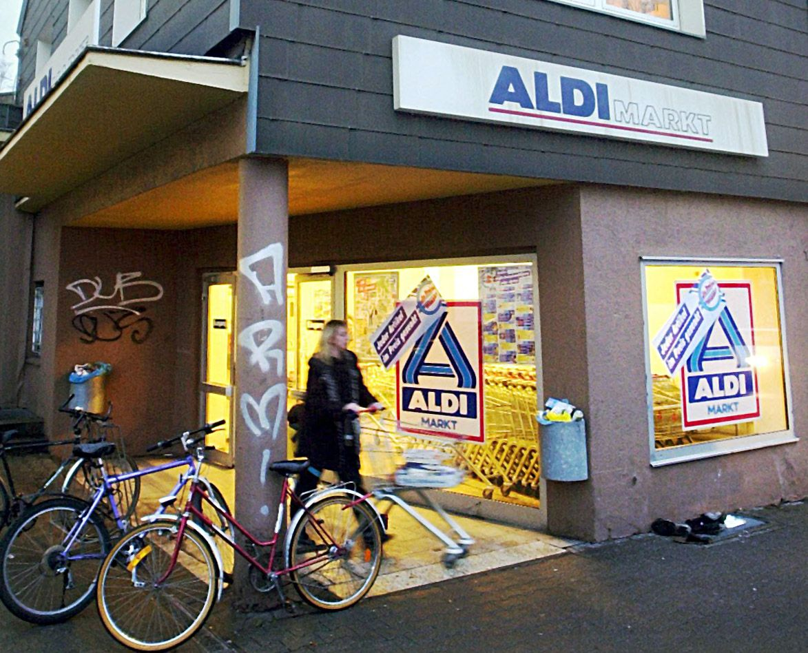 Aldi-Markt