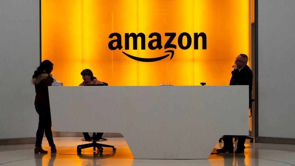 Amazon-Büro in New York