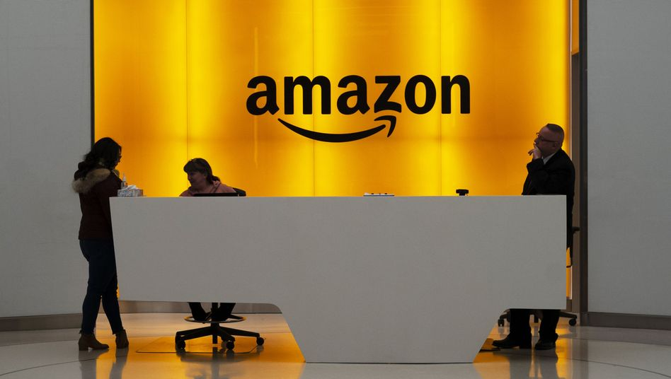 Amazon-Büro in New York