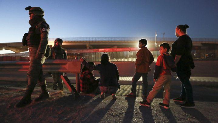 Zwischen USA und Mexiko: Gefahr am Rio Grande