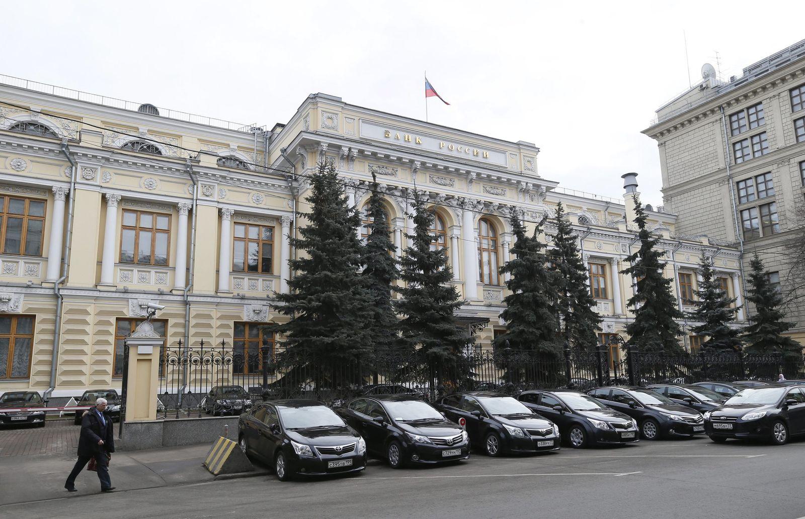 Russische Zentral Bank