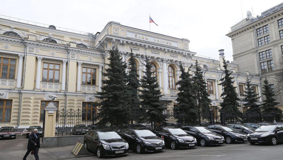 Russische Zentralbank