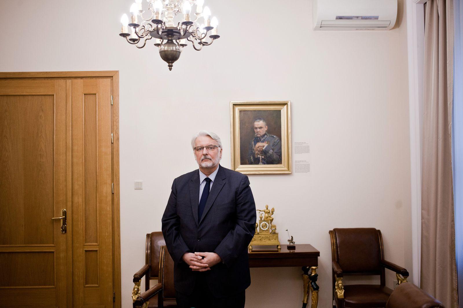 EINMALIGE VERWENDUNG SPIN Nächstes Mal ein Mexikaner Polen Waszczykowski Interview S. 84 13/2017