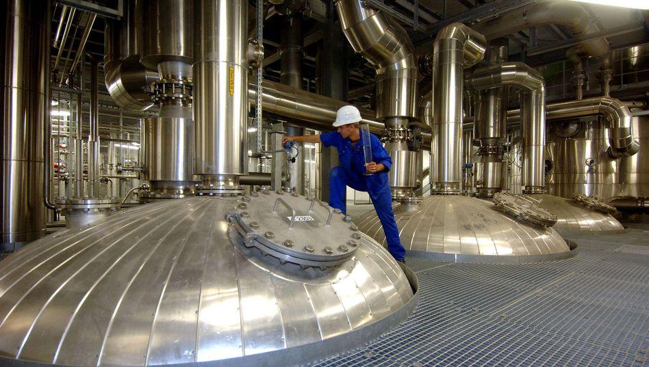 Biosprit-Raffinerie: Aus Abfällen wird Kraftstoff