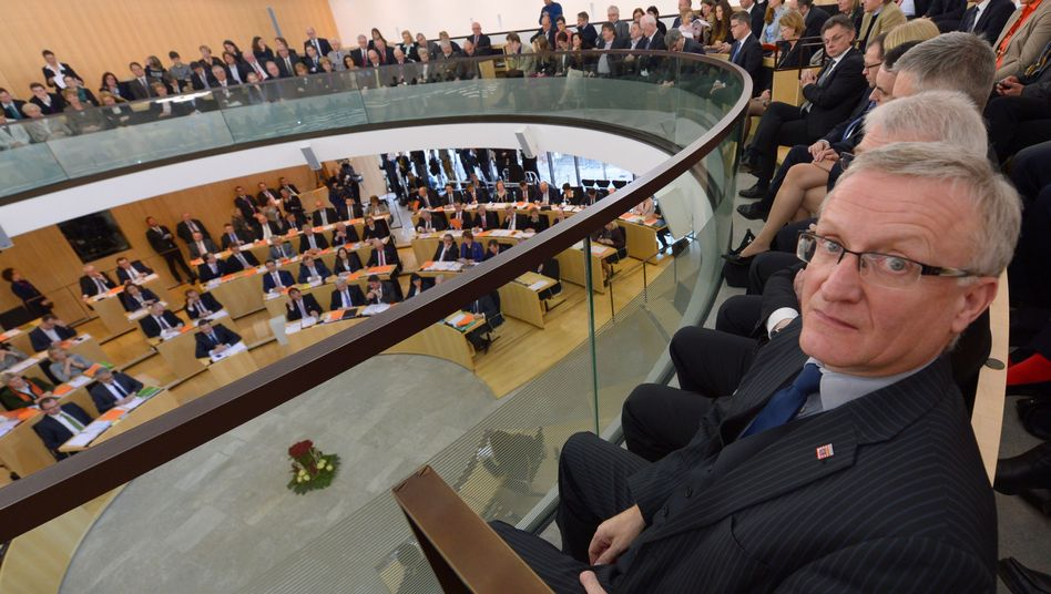 Wolfgang Dippel, CDU-Staatssekretär im hessischen Sozialministerium (Archivbild): Einspruch angekündigt