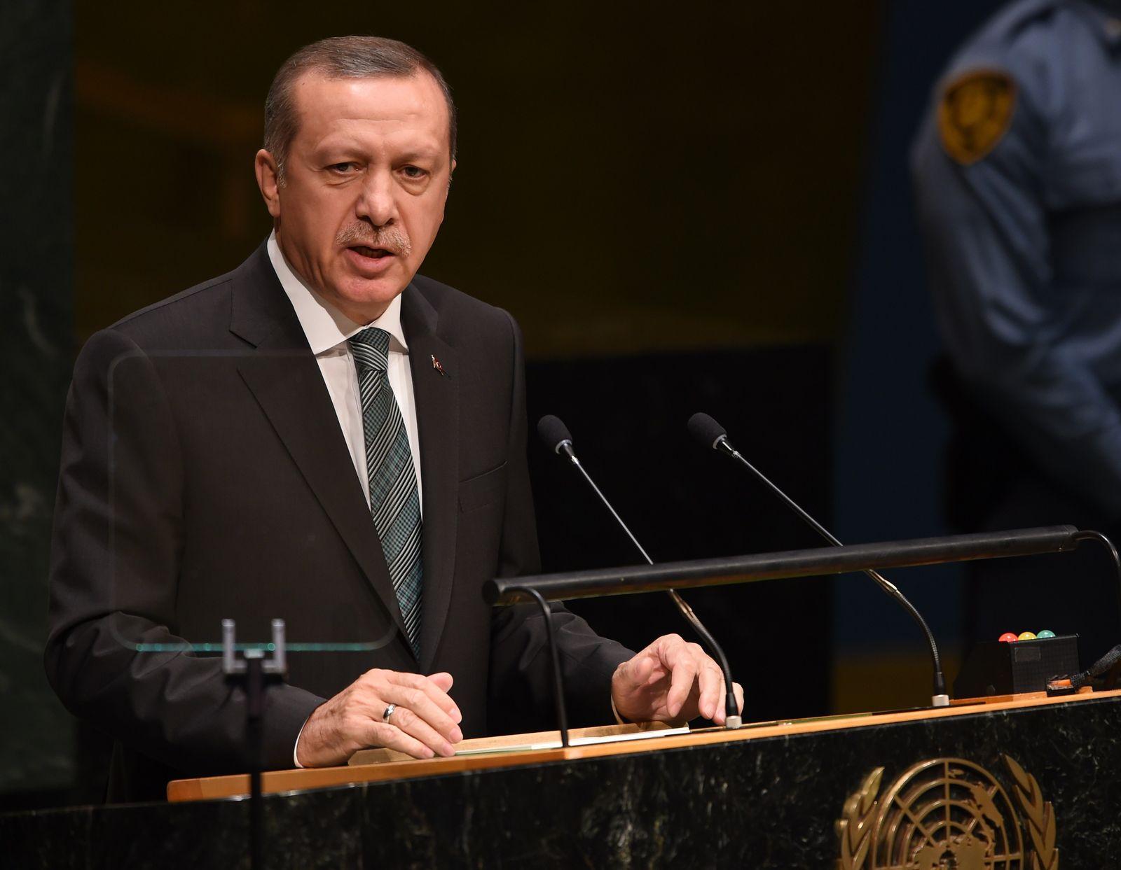 UN-CLIMATE SUMMIT 2014-TURKEY