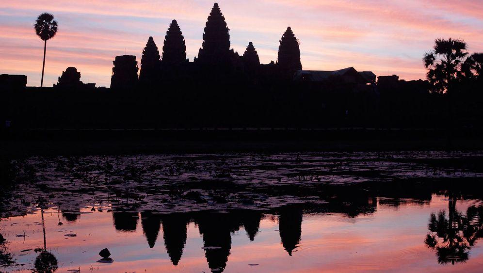 Angkor Wat in Kambodscha: Zertrampelt von Millionen