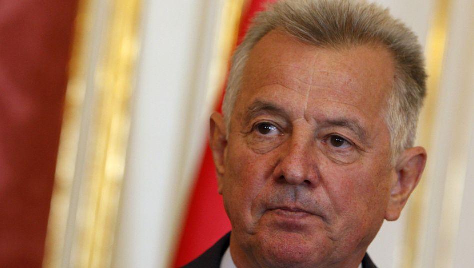 Ungarns Präsident Pal Schmitt: Doktortitel wegen Plagiat aberkannt