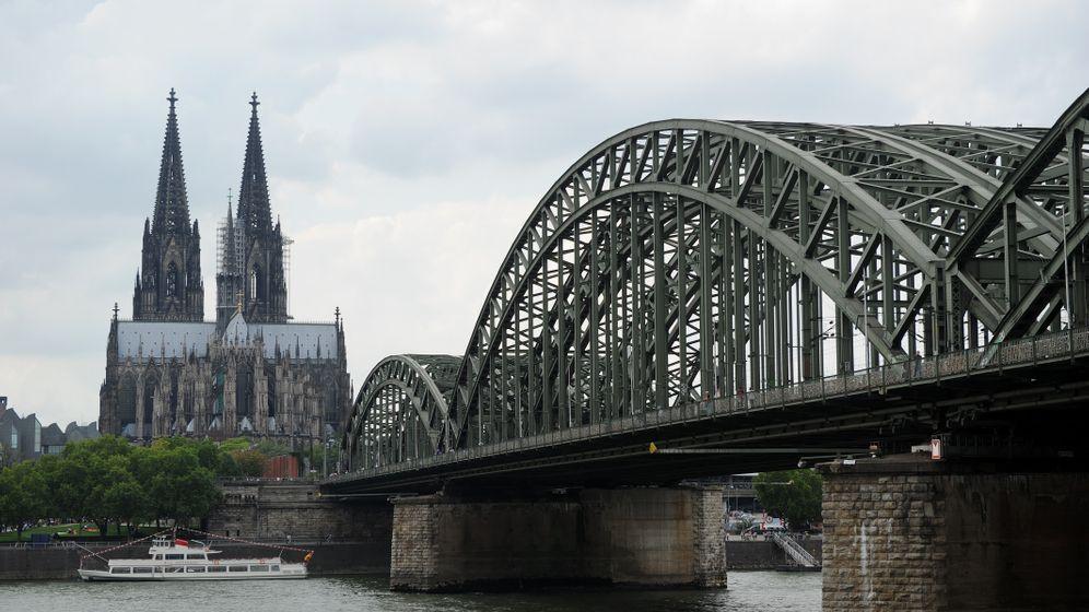 Bauarbeiten an Bahnstrecke: Nadelöhr Hohenzollernbrücke