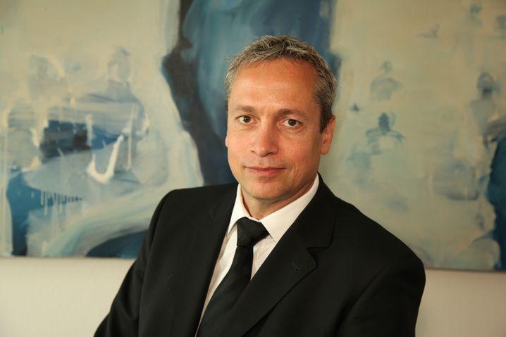 Anwalt Peter Hartherz
