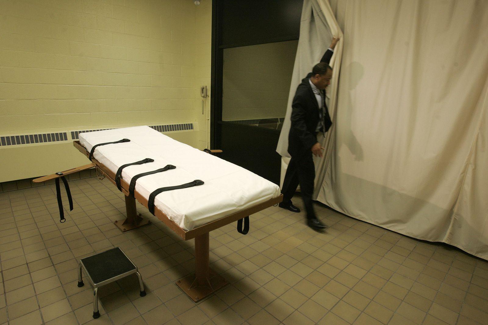 Executions capital punishment