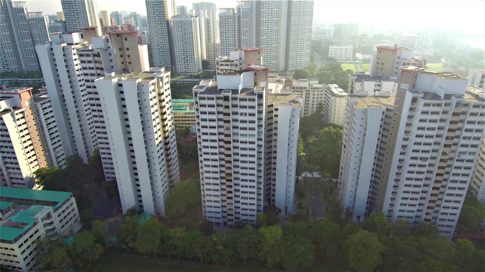 Auswanderer in Singapur/ Töpper