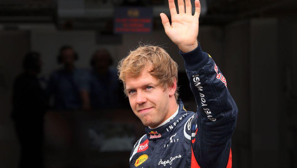 Red-Bull-Pilot Vettel: Aufatmen vor dem Hockenheim-Rennen