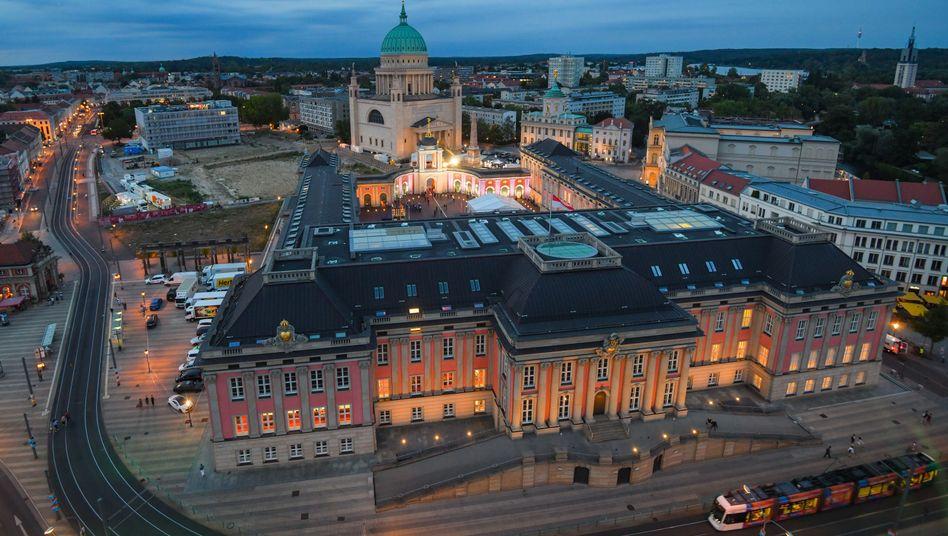 Landtag in Potsdam