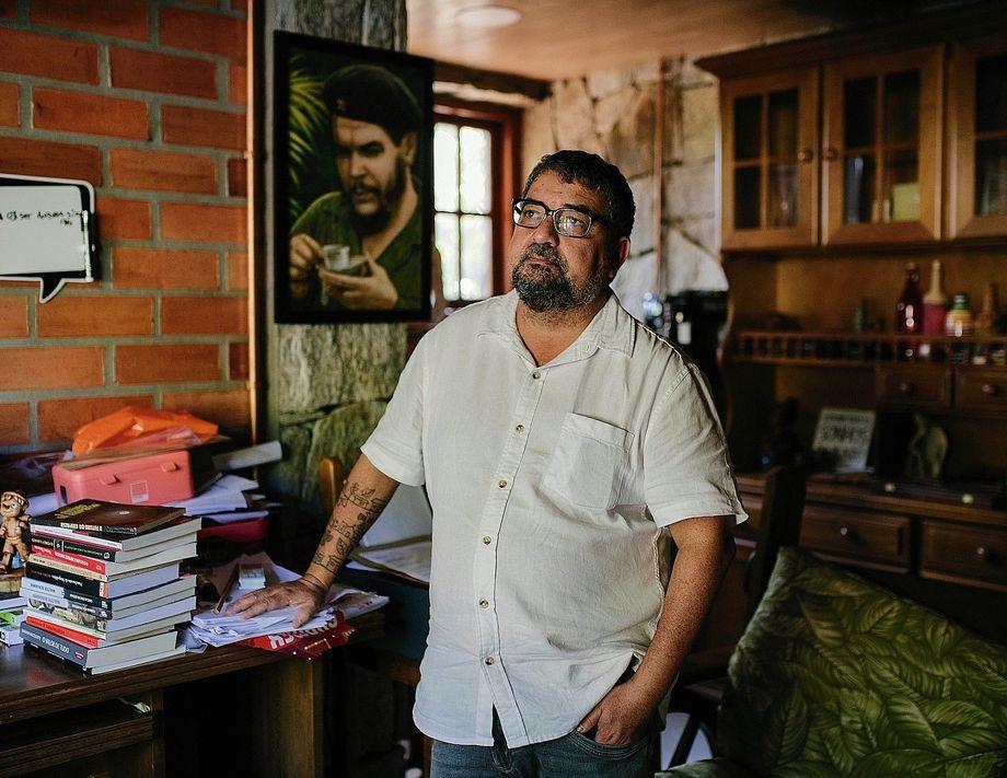 "Washington Quaquá: ""For us, Cuba is a source of romantic inspiration."""