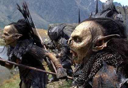 Furcht erregende Orks: Authentische Schlachtszenen durch künstliche Intelligenz