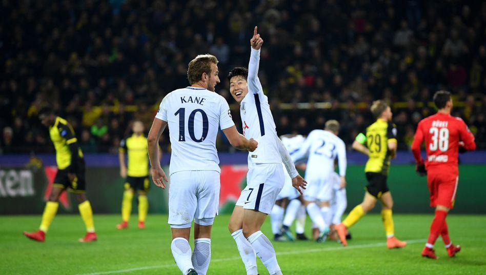 Prominente Ausfälle bei Tottenham Hotspur: Bruch im Spiel