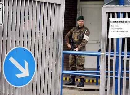 Westfalen-Kaserne in Ahlen: Neue Zeugen im Folterskandal