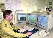 Der Computer ist auch bei der Polizei zu einem der wichtigsten Arbeitsmittel geworden
