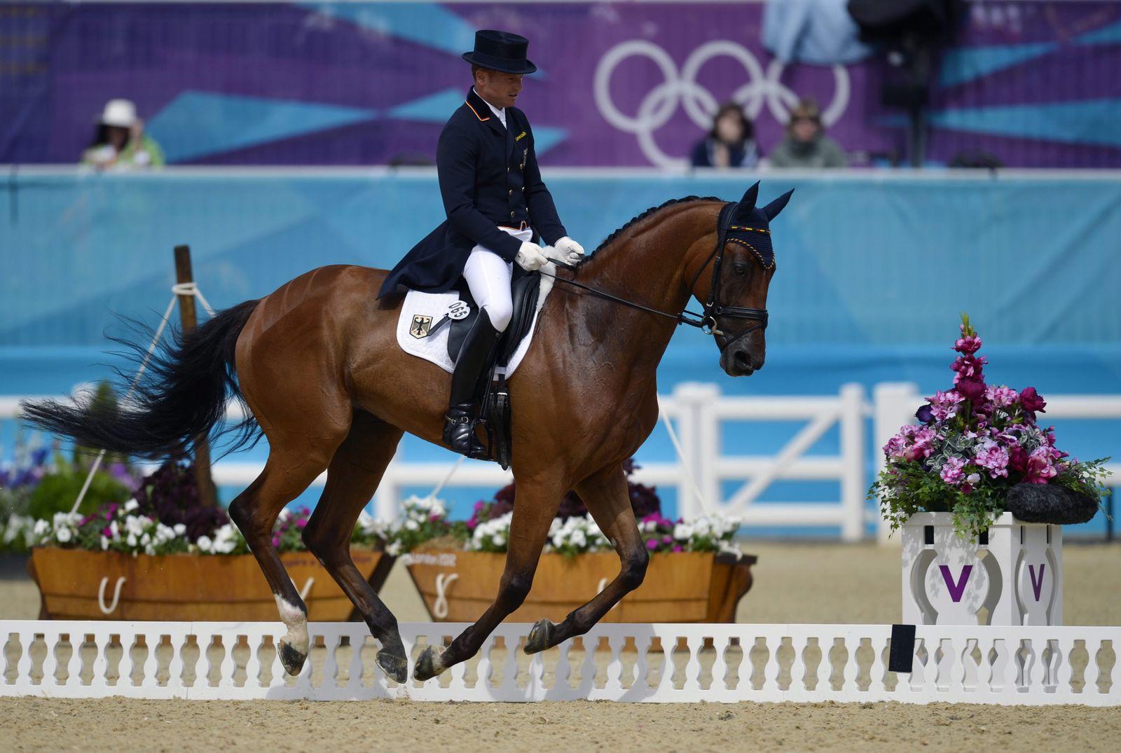 London 2012 - Pferdesport Vielseitigkeit
