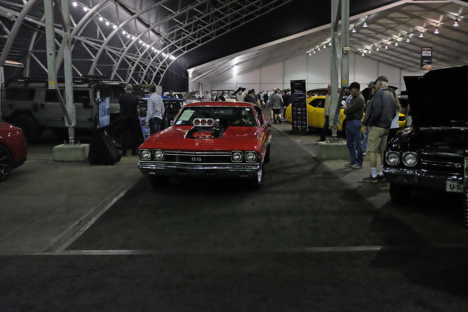 USA/ Autos/ Oldtimer/ Messe