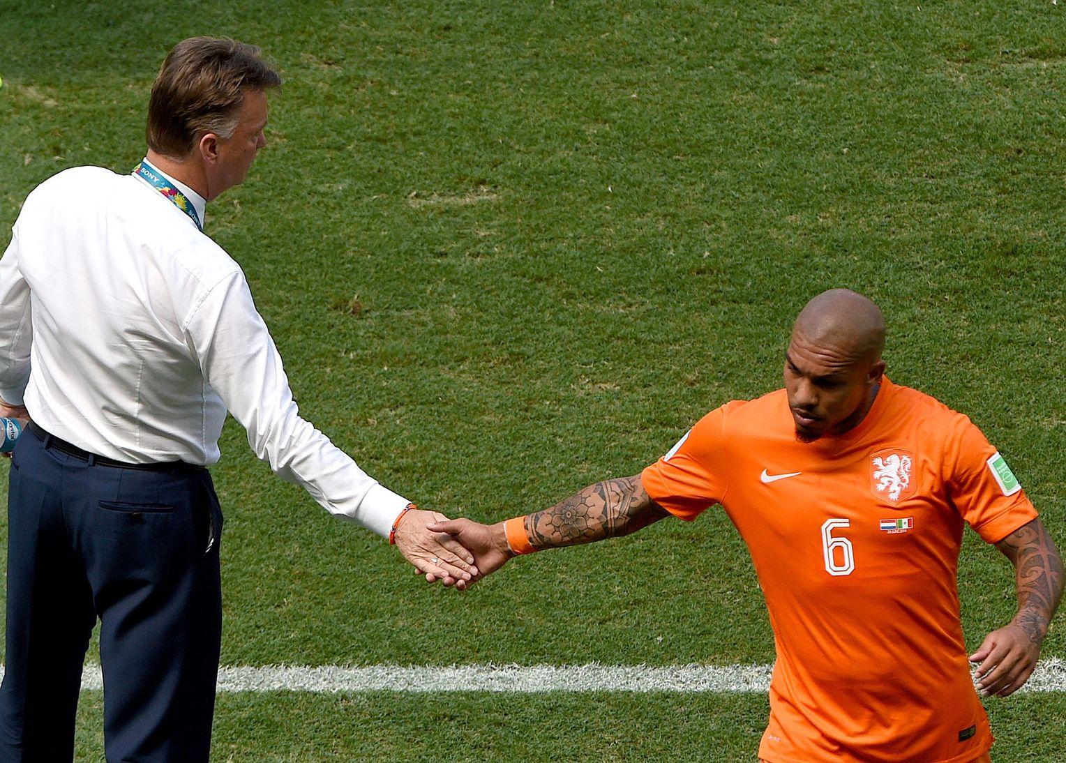 Niederlande Gegen Mexiko